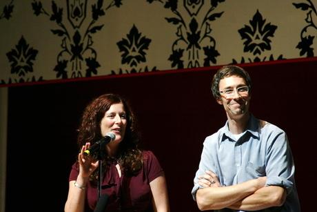 Laura Wexler and Aaron Henkin