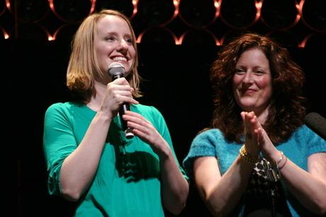 Jessica Henkin and Laura Wexler