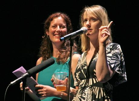 Laura Wexler and Jessica Henkin